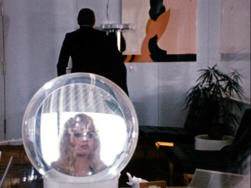 World On A Wire (Welt Am Draht) - Rainer Werner Fassbinder | Still 03