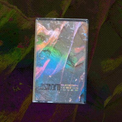 Ostrofti - Sudden Vision Zones - Cassette Cover