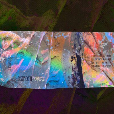 Ostrofti - Sudden Vision Zones - Cassette Inlay Front