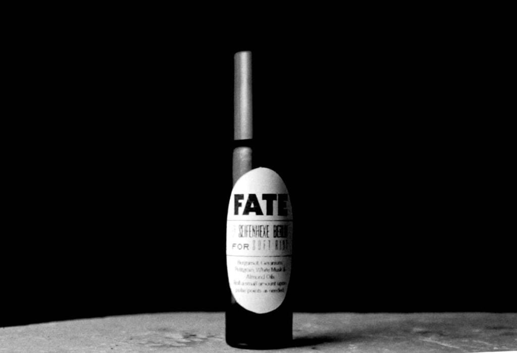 FATE Perfume - by Seifenhexe - for Soft Riot | Bottle image