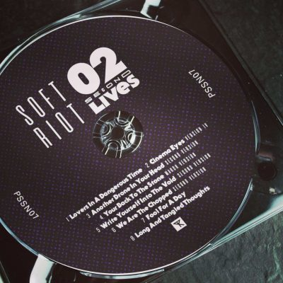 SOFT RIOT - Second Lives | CD Face