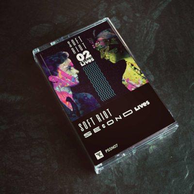 SOFT RIOT - Second Lives | Cassette cover image