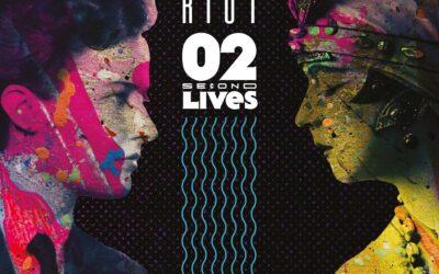 SOFT RIOT - Second Lives | Cover