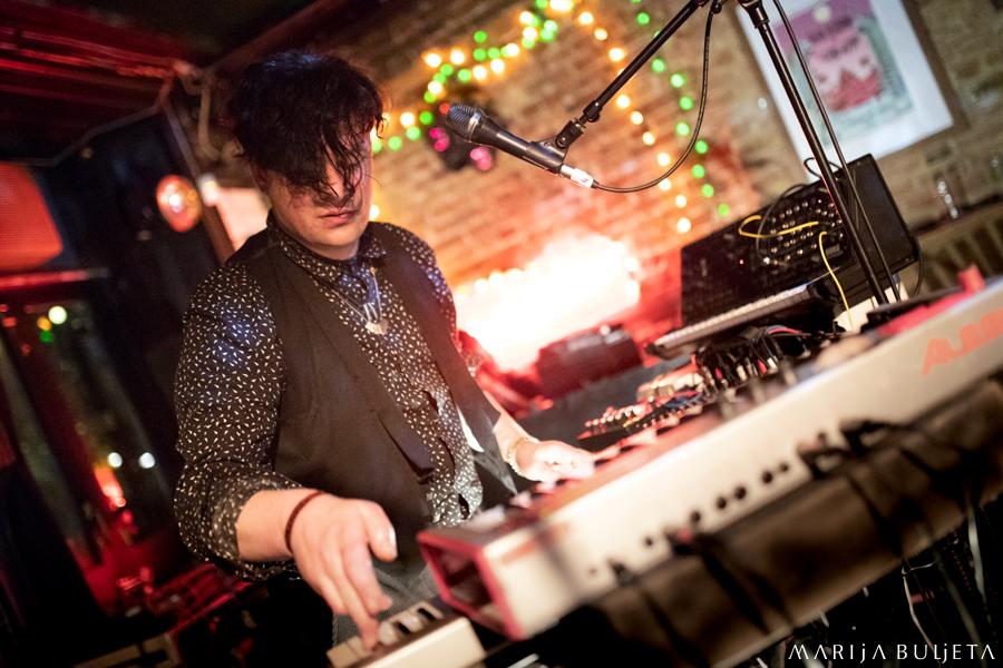 Soft Riot | Live at The Lock Tavern, May 2018, London | Photo by Marija Buljeta