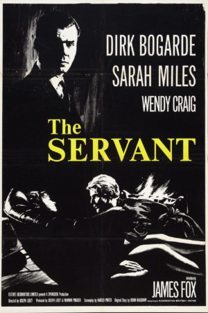 The Servant, 1963 | Original Poster